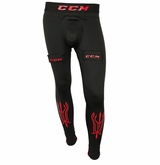 CCM Jr. Compression Jock Pant w/Cup