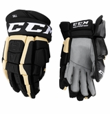 Pittsburgh Penguins CCM Pro Stock Hockey Gloves - Sill