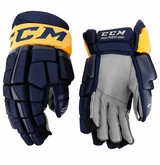 Buffalo Sabres CCM Pro Stock Hockey Gloves - Stafford