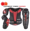 CCM QuickLite 230 Jr. Protective Equipment Combo