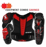 CCM QuickLite 230 LE Sr. Protective Equipment Combo