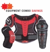 CCM QuickLite 230 Yth. Protective Equipment Combo