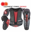 CCM QuickLite 250 Sr. Protective Equipment Combo