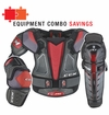 CCM QuickLite 290 Jr. Protective Equipment Combo