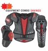 CCM QuickLite Jr. Protective Equipment Combo