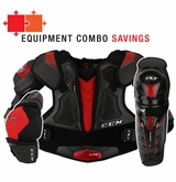 CCM QuickLite LE Sr. Protective Equipment Combo