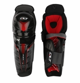 CCM QuickLite LE Sr. Shin Guards