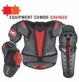 CCM QuickLite Sr. Protective Equipment Combo