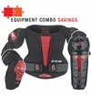 CCM QuickLite Yth. Protective Equipment Combo