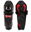 CCM RBZ 130 LE Sr. Shin Guards
