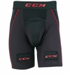 CCM RBZ 300 Sr. Compression Jock Short w/Cup