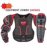 CCM RBZ 90 Jr. Protective Equipment Combo
