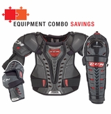 CCM RBZ Jr. Protective Equipment Combo