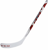 CCM RBZ Speedburner SE Grip Jr. Hockey Stick - White