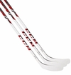 CCM RBZ Stage 2 Grip Jr. Hockey Stick - 3 Pack