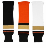 CCM S100 Anaheim Ducks Hockey Socks