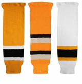 CCM S100 Boston Bruins Hockey Socks