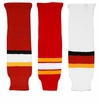 CCM S100 Calgary Flames Hockey Socks