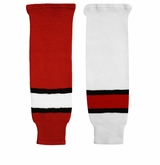 CCM S100 Carolina Hurricanes Hockey Socks