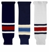 CCM S100 Columbus Blue Jackets Hockey Socks