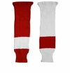 CCM S100 Detroit Red Wings Hockey Socks