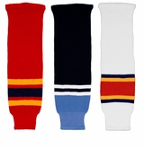CCM S100 Florida Panthers Hockey Socks