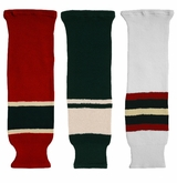 CCM S100 Minnesota Wild Hockey Socks