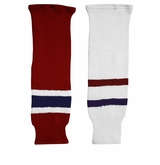 CCM S100 Montreal Canadiens Hockey Socks