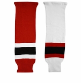 CCM S100 New Jersey Devils Hockey Socks