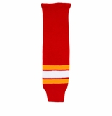 CCM S100 Old Calgary Flames Hockey Socks
