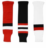 Old CCM S100 Ottawa Senators Hockey Socks