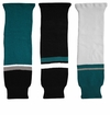 CCM San Jose Sharks Hockey Socks