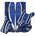 CCM Sr. Street Hockey Goalie Kit