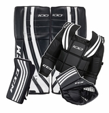 CCM Street 100 Jr. Goalie Equipment Combo