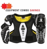 CCM Tacks Yth. Protective Equipment Combo