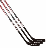 CCM U+04 Jr. Hockey Stick - 3 Pack