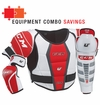 CCM U+ 04 Jr. Protective Equipment Combo