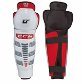 CCM U+ 04 Yth. Shin Guards