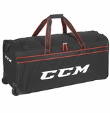 CCM U+ 10 40in. Wheeled Equipment Bag