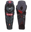 CCM U+ 12 Jr. Shin Guards