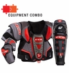 CCM U+12 LE Jr. Protective Equipment Combo