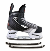 CCM U+12 Sr. Ice Hockey Skates w/ Free Rocket Runners