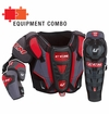 CCM U+ 12 Sr. Protective Equipment Combo
