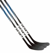 CCM U+ Crazy Light Clear Sr. Composite Hockey Stick  - 3 Pack