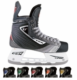 CCM U+ Crazy Light Jr. Ice Hockey Skates