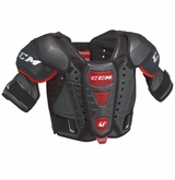 CCM U+ Crazy Light Jr. Shoulder Pads