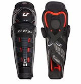 CCM U+ Crazy Light Midnight LE Sr. Shin Guards