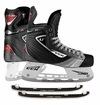 CCM U+ Crazy Light Sr. Ice Hockey Skates w/ Free Rocket Runners