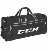 CCM U+ Crazy Strong 40in. Wheeled Equipment Bag