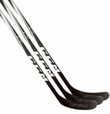 CCM U+ Crazy Strong Grip Jr. Composite Hockey Stick - 3 Pack
